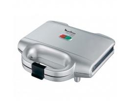 Sandwichera Moulinex Ultracompact 700w Gris Sm154180