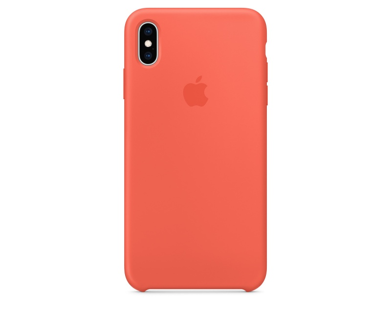 Funda Iphone X Xs Apple Original Silicona Case Colores Varios