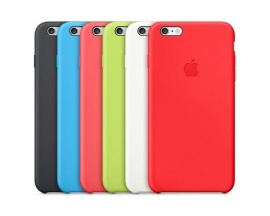 Funda Iphone 6 6s Apple Original Silicon Case Colores Varios