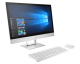 "All in one Hp 24-r021la i3 4gb 1tb 24"" win10 dvdrw"