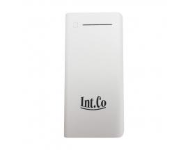 Power Bank 9600 mAh IntCo ST PB181 3 Puertos USB  LED