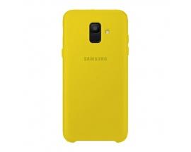 Funda Galaxy A6 Plus Silicone Case Varios Colores