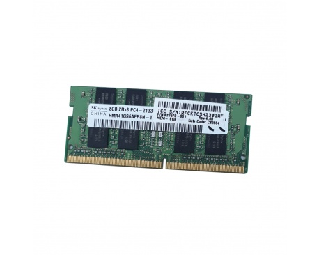 Memoria Notebook DDR4 8GB 2133 MHZ PC4-2133MHZ