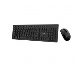 Teclado y Mouse Wireless Genius Slimstar 8008