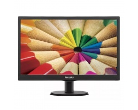 Monitor Phillips 18.5 193v5lhsb2/55 Negro