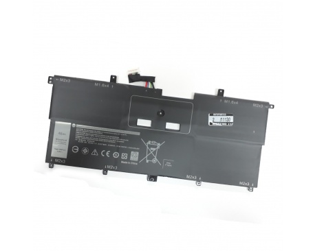 Bateria p/ Dell XPS 13 9365 series NNF1C HMPFH 0MPFH