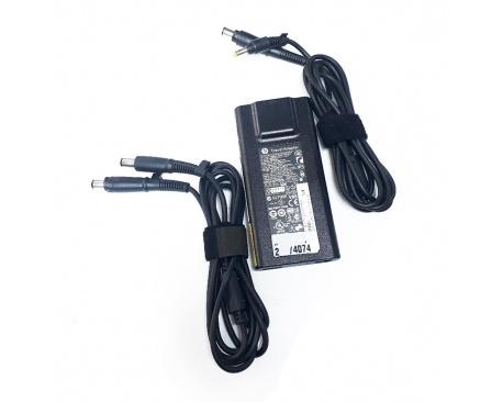 Cargador Original Para Notebook HP Doble Pin 18.5V 3.5A 65W