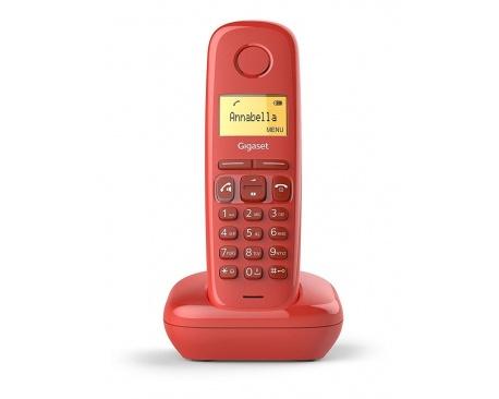 Teléfono Inalámbrico Gigaset A270 Identificador 80 Num Ctas