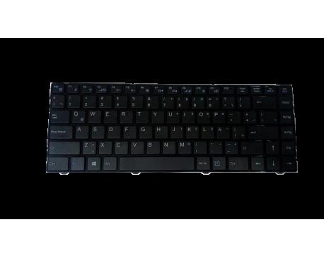 Teclado Exo X300 X500 Series