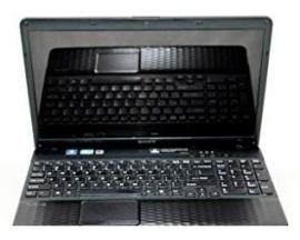 Notebook Sony VPC-EH PCG-7192L PENTIUM 4GB 500GB 15.6 USADA