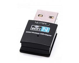 Adaptador Nano Usb wifi 2.0 Netmak 300MBPS NM-CS300