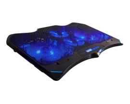 Base p/ Notebook Noga Gamer Usb LED Regulable Ngz031