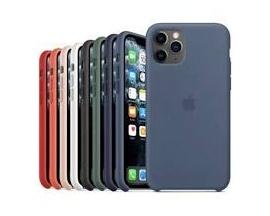 Funda Iphone 11 Pro 5.8 Apple Original Silicone Case Colores