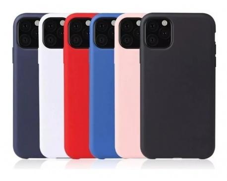 Funda Iphone 11 Pro Max Apple Original Silicone Case Colores
