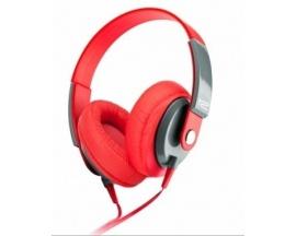 Auricular Klip Xtreme Obsession Vol/mic Rojo Khs-550rd