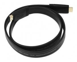 Cable Hdmi a Hdmi 1.8 mts Flat 4K