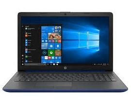Notebook Hp 15-da0290 Intel Core I3-8130U 1TB 4GB DDR4 Freedos Azul