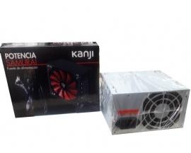 Fuente Alimentacion para PC Kanji ATX 600W Intel V2.03