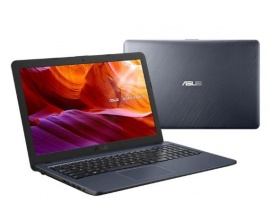 """Notebook Asus X543M 15.6"""" 4 GB DDR4 1TB Win 10 Gris"""