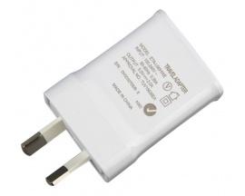 Cargador Original Samsung Micro USB 5v 2A Blanco Carga