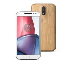 Celular Motorola Moto G4 Plus XT1641 32GB Blanco Bamboo