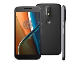Celular Motorola Moto G4 XT1621 16GB Negro 4° Gen Android