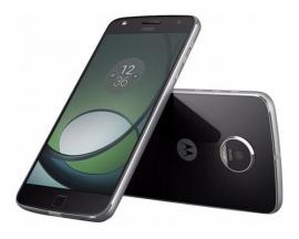 Celular Motorola Moto Z Play XT1635 32GB Negro Android