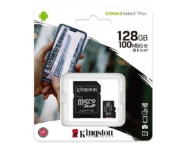 Memoria Micro SD Kingston 128gb 100mb/s