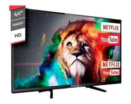 "Smart TV Kanji 40"" KJ-40xtl005 Full HD Ultra Bass HDMI LED NETFLIX"