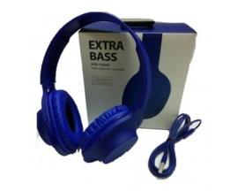 Auriculares Extra Bass Vincha MDR-100AP Stereo Manos Libres Azul