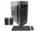 PC de Escritorio Intel I3 DDR4 8GB 240GB SSD Mouse Teclado Parlantes