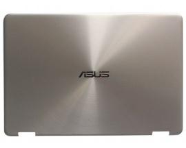 Tapa Cover Display Asus UX360 UX360C UX360CA PLATEADO 13.3 Notebook ultrabook