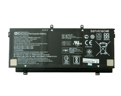 Batería Original HP Spectre X360 13-W 13AC 13AB SH03XL HSTNN-LB7L