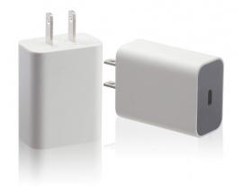 Cargador Original Apple 18W iPhone Tipo C Carga Rapida