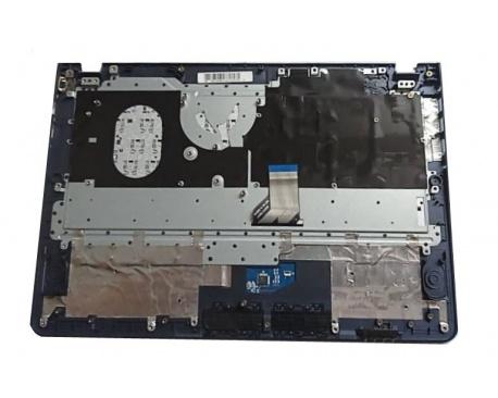Carcasa Teclado Negro Touchpad Compaq Presario C21 21N011AR