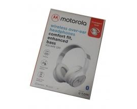 Auriculares Motorola Pulse Escape Inalambricos Vincha Bluetooth Headphones Blanco
