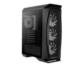 Gabinete Gamer Aerocool Aero One Frost  TG Mid Tower + 4 fan frost cooler ORIGINAL