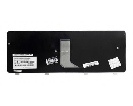 Teclado HP DV4-1000 DV4-2000 CQ40 DV4-1200 DV4 SILVER PLATEADO