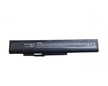 Bateria Original MSi A6400 Cr640 CX640 A32-A15 A41-A15 A42-A15 A42-h36