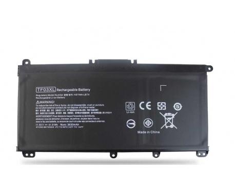 Bateria p/HP Pavilion TF03XL 15-CD 14-BF 14-BP HSTNN-LB7x TPN-Q188