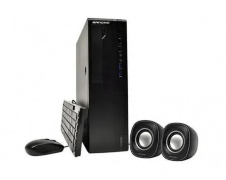 PC Bangho Intel I7 9700 480GB SSD 8GB Win10 Teclado Mouse Parlantes