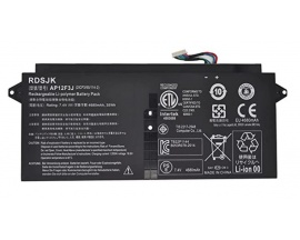 Bateria p/ Aspire S7-391 AP12F3J Ultrabook 2ICP3/65/114-2.S7