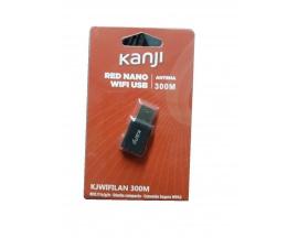 Adaptador Red WiFi USB Nano 300m  64/128bits