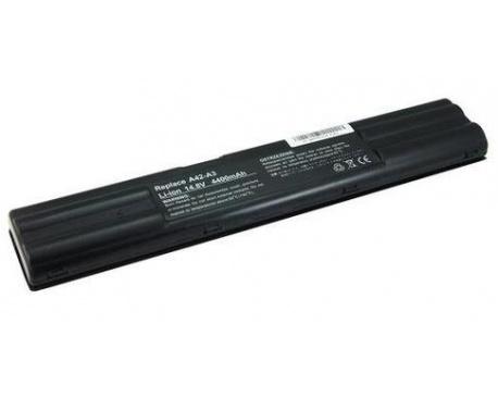 Bateria Alternativa ASUS A3000 A3 A600 A42-A3