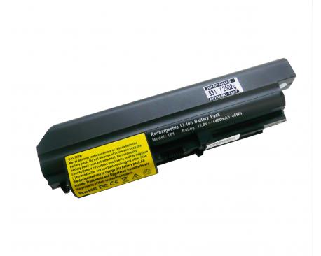 Bateria P/Lenovo Thinkpad R61 R61 Z61 R400 T400 T61
