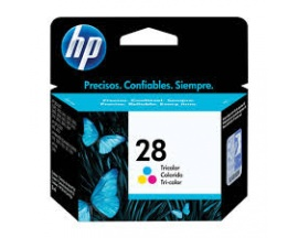 Cartucho Original HP 28 Tricolor