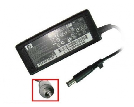 Cargador Original Para Notebook HP 19V 3.16A 7.4 x 5.0 mm