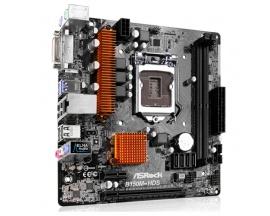 Motherboader Asrock Intel 1151 B150 B150m-hds