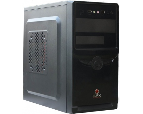 Gabinete PC SFX KIT 541 Con Fuente 500W