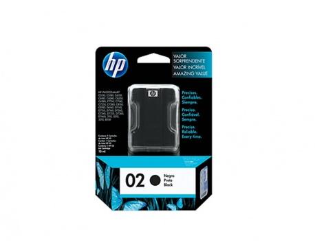 Cartucho Original HP 02 Negro Garantia 3 Meses